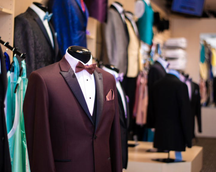 Carmel Indiana Wedding Tuxedo Suit Rental