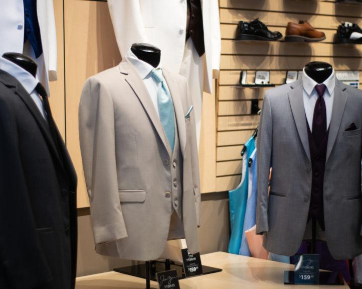 Glenbrook Indiana Wedding Tuxedo Suit Rental