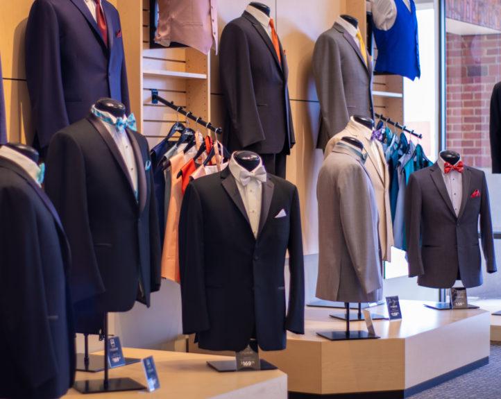 Greenwood Wedding Tuxedo Suit Rental