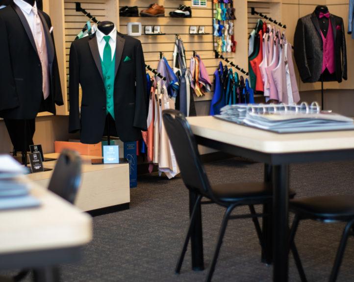 Jefferson Pointe Wedding Tuxedo Suit Rental