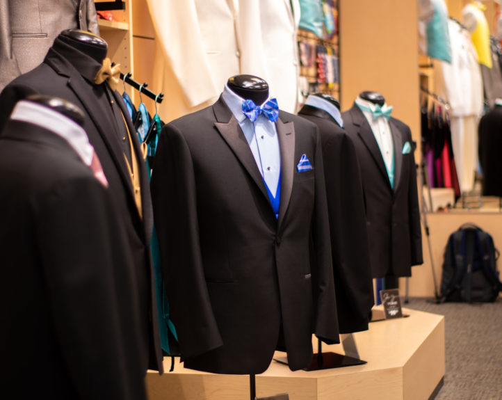 Lafayette Wedding Tuxedo Suit Rental
