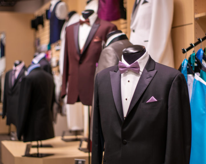 Muncie Indiana Wedding Tuxedo Suit Rental