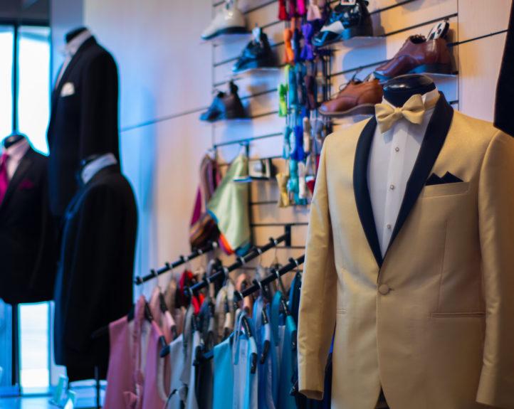 Portage Indiana Wedding Tuxedo Suit Rental
