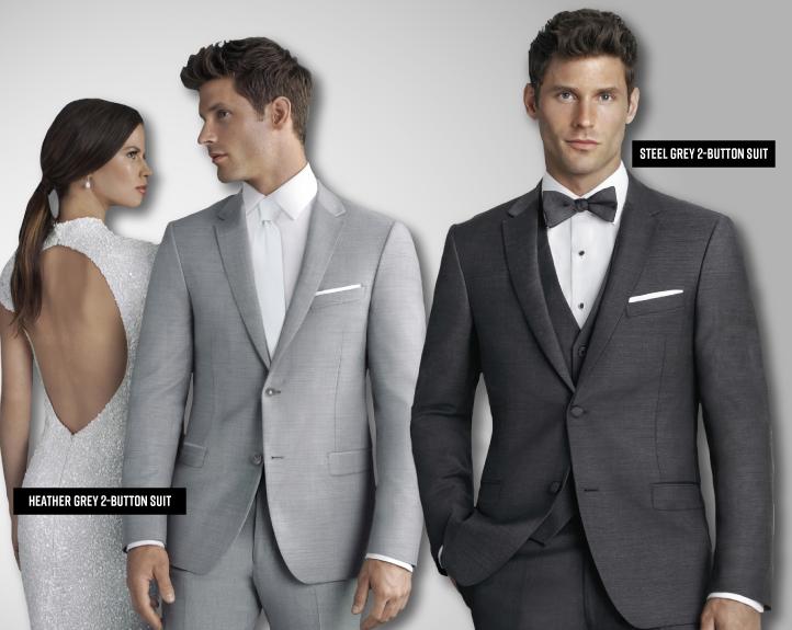 Slim Fit Wedding Suit Styles